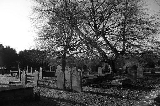 Cemetery, Graveyard, Churchyard, Burial, Ground
