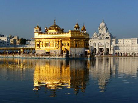 Golden Temple, Sikh, India