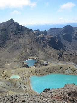 New Zealand, Landscape, North Island, Tongariro