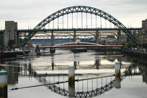 Newcastle Upon Tyne Bridge, Newcastle Upon Tyne City