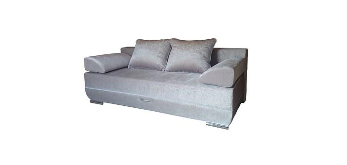 Sofa, Upholstered Furniture, Photo, Beautiful