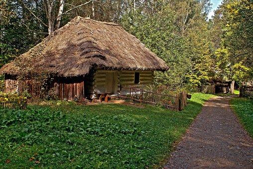 Poland, Malopolska, Ethnography, History, Old House