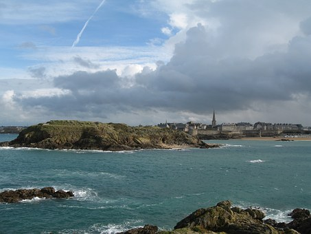Saint Malo, Emerald Coast, Brittany, Route Du Rhum