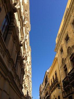 Granada, Spain, Andalucia, Architecture, Spanish