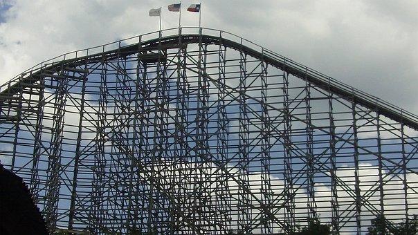 Rollercoaster, Attraction, Ride, Amusement