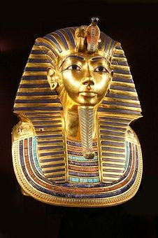 Tutankhamun, Bratislava Exhibition Tutankhamun, Mask