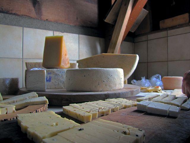 Cheese, Cheese Shop, Alp, Leissigbärgli, Milk Product