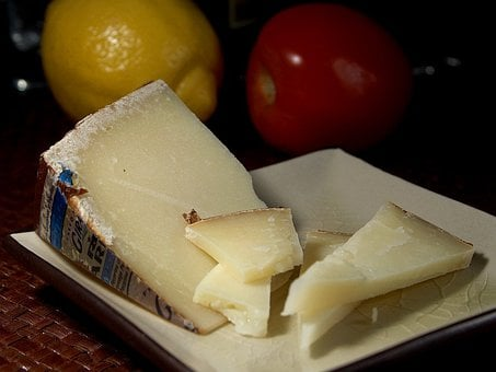 Pecorino Sardo, Cheese, Milk Product, Food, Ingredient