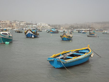 Boats, Port, Fishing Boats, Fishing Boat, Kahn, Sea