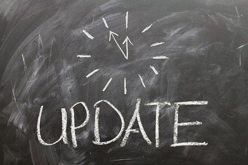 Update, Upgrade, Renew, Improve, Improvement, New