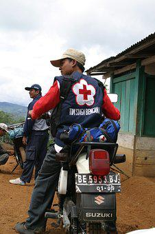 Red Cross, Voluntary, Indonesia