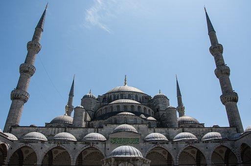 Istanbul, Mosque, Turkey, Islam, Minaret, Religion