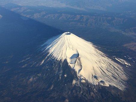 Fuji, Mount Fuji, Japan
