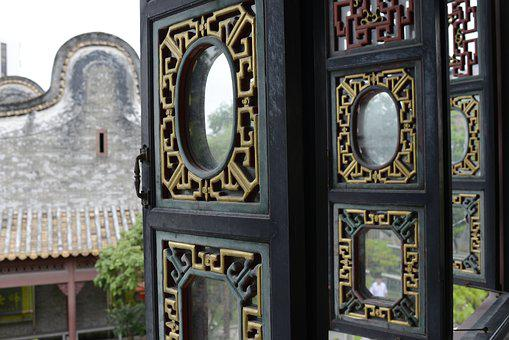 Bijiang Golden House, Ming And Qing Architecture
