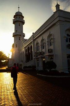 Mosque, Minaret, Architecture, Building, Islam, Islamic