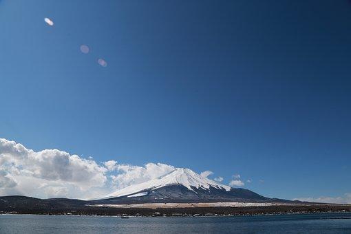 Travel, Cloud, Mount Fuji