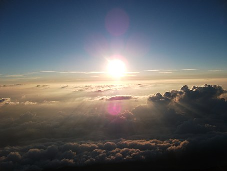 Sunrise, Mount Fuji, Japan