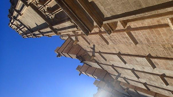 Perspective, Palma Cathedral, Cathedral