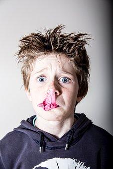 Chewing Gum, Ouch, Sugar, Boy