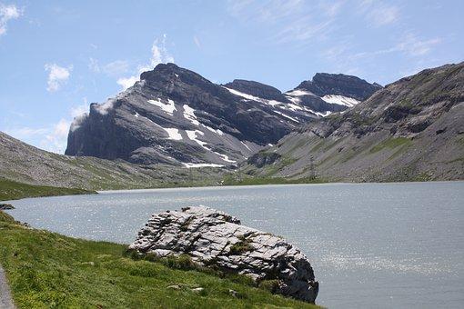 Kandersteg, Alpine, Alps, Switzerland, Nature