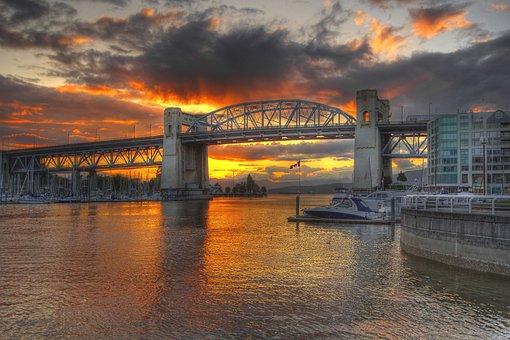Architecture, Bridge, British Columbia, Building
