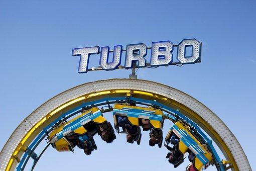 Amusement Park, Carnival, Exhilaration, Fairground, Fun