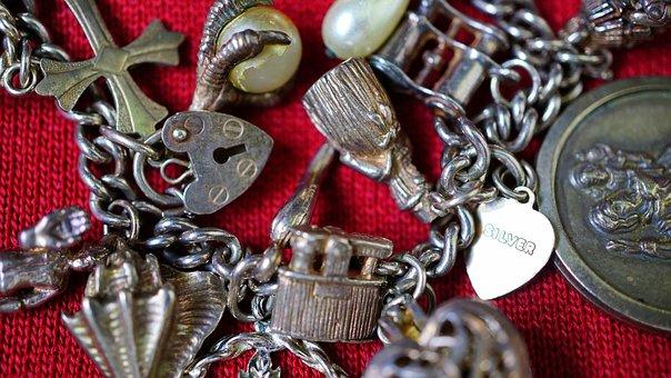 Bracelet, Chain, Fashion, Jewellery, Link, Metal