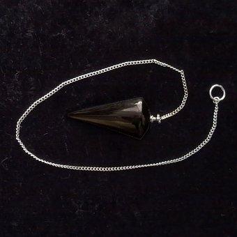 Pendulum, Quartz, Chain, Alternative, Metaphysical