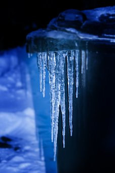 Ice, Frozen, Winter, Frosted, Wintry, Frost, Cold
