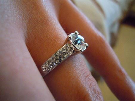 Ring, Jewelry, Crystals, Celebration, Gift