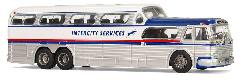 Gmc, Pd 4501, Intercity Service, America, Collect