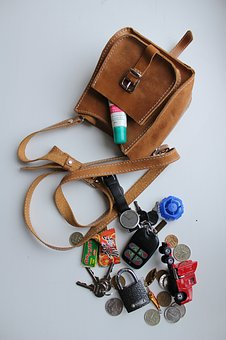 Ruble, Trivia, Handbag, Female, Within