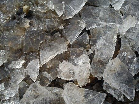 Eiskristalle, Ice, Splitter, Sparkle, Edges, Cold, Icy