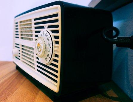 Radio, Retro, Transistor Radio, Old, Speakers