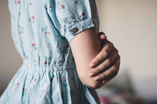 Close-up, Dress, Fingers, Girl, Hand, Person, Woman