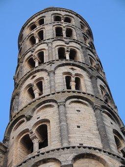 Tour Fenestrelle, Uzès, Monuments, Facade