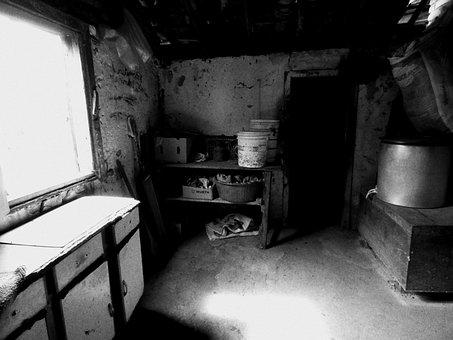Home, Farm, Roça, Cabinets, Window, Door
