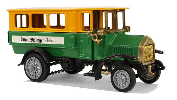 One, First Bus 1916, You First Bus 1916, Oldtimer