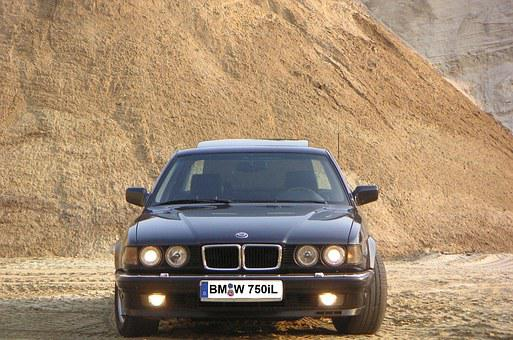 Bmw, E32, 750il, V12, Highline, Auto
