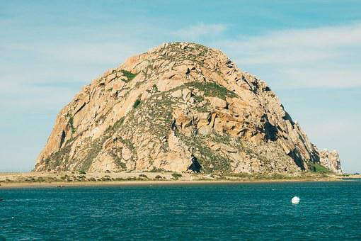 Rock, Ocean, Beach, Nature, Sea, Water, Stone, Blue