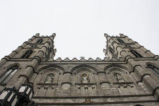 Church, Notre-dame, Montreal, Quebec, Canada