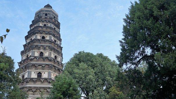 Tiger Hill, China, Suzhou