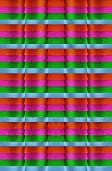 Fabric, Bright, Colors, Textiles, Textured, Horizontal
