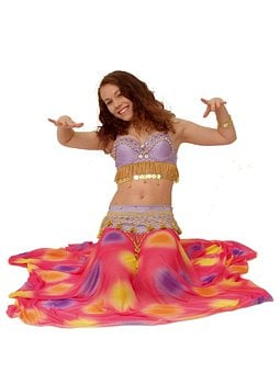 Belly, Dance, Oriental, Girl, Dancer, Sexy, Costume