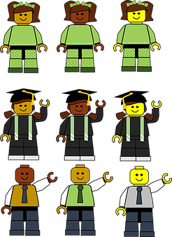 Boy, Cartoon, Characters, Comic, Female, Girl, Figures