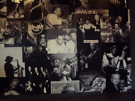 Jazz, Frank Sinatra, Sammy Davis, Lisa Minelli