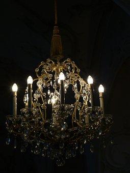 Candlestick, Chandelier, Light, Lamp, Lighting, Bulbs