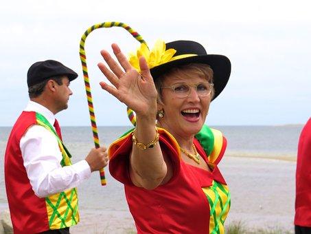Parade, Costume, Portugual, Celebration, Carnival