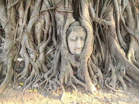 Thailand, Places Of Interest, Building, Travel