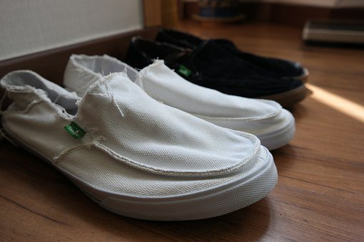 Shoes, Travel, Summer Shoes, Slip-on, Canvas
